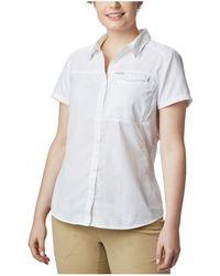 Columbia - Camisa Silver Ridge 2.0 - Lyst