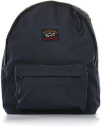 Paul & Shark Fabric Backpack - Blue