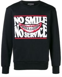 Stella McCartney Cotton Sweatshirt - Black