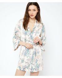 Etam Kimono estampado - Multicolor