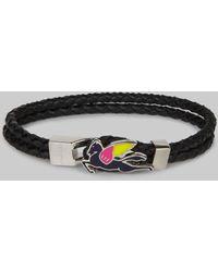 Etro Bracelet With Pegaso - Blue