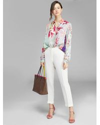 Etro - Shopping Paisley Con Dettagli Multicolor - Lyst
