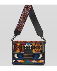 Etro Rainbow Tasche Mit Stickereien - Mehrfarbig