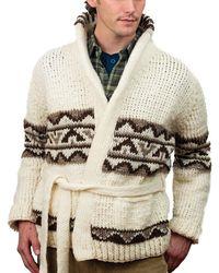 Etsy Pull Starsky Fait Main Et Hutch Replica Cardigan En Stock - Blanc