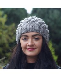Etsy Grey Hat