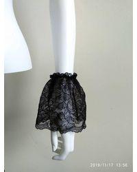 Etsy Lace Cuffs - Black
