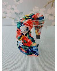 Etsy Headband For Woman Vintage Style Hairband - Multicolour