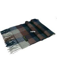 Etsy Gfm 100% Wool Warm Autumn Winter Sca - Multicolour