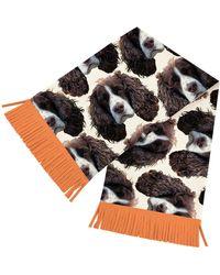 Etsy Dog Lover Animal Scarf Springer Winte - Multicolour