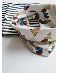 Etsy Organic Cotton Headwrap - Multicolour
