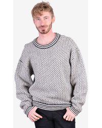 Etsy Vintage Ore Norwegian Wool Jumper - Black