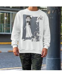 Etsy Heavy Blend Crewneck Sweatshirt - Gris
