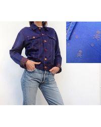 Etsy Gaultier Jean's - Bleu