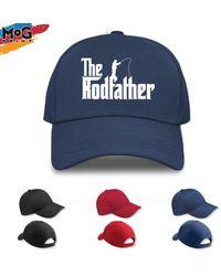 Etsy The Rodfather Baseball Cap - Black