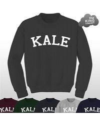 Etsy Kale Jumper Gym Jumper Sweatshirt Yonce Youtube Hoodie Surfboard Retro Music Vide - Multicolour