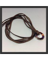 Etsy Swarovski Pendant - Multicolor