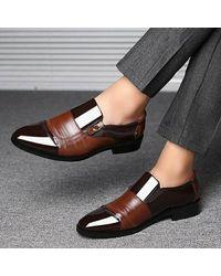 Etsy Chaussures Oxford Classiques Pour s - Gris