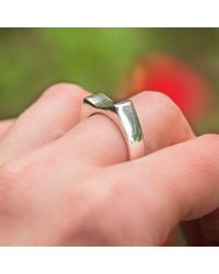 Etsy Cat Ring - Metallic