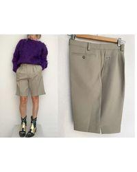 Etsy Années 1970 Millésime Lacoste Vert Olive Shorts Lacoste Bermudas Shorts De Tennis
