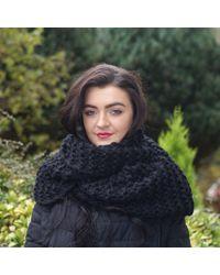 Etsy Outlander Cowl - Black