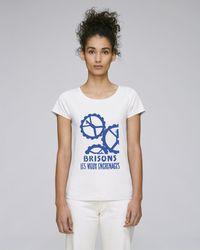 Etsy T-Shirt Mai 1968 - Bleu