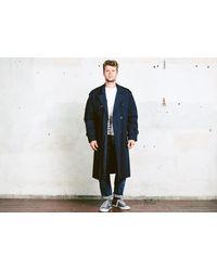 Etsy Trench Coat s - Noir
