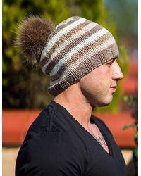 Etsy Hat Cashmere - Natural