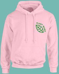 Etsy Plant Mama Hoodie - Pink