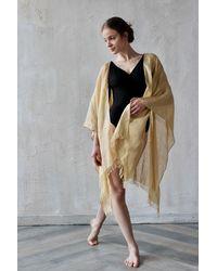 Etsy Maillot De Bain Kimono Maillot Maillots Cover-Ups - Blanc