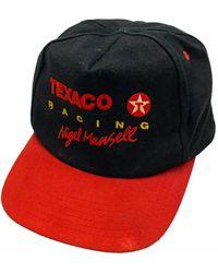 Etsy Texaco Racing Nigel Mansell Snapback Cap - Black