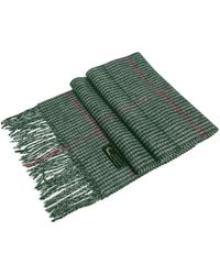 Etsy Gfm 100% Wool Warm Autumn Winter Sca - Green