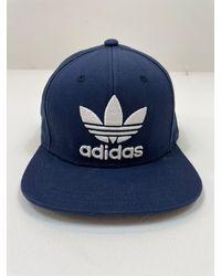 Etsy Adidas Originals Snapback Cap Navy Blue One