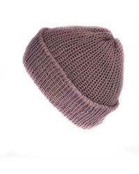 Etsy The Mulberry Cotton Beanie Hat - Multicolour