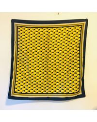 Etsy Scarf - Yellow