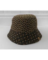 Etsy Wool Bucket Hat - Black