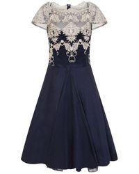 ddd0ab7f4585 Women's Evans Mini and short dresses Online Sale - Lyst