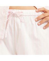 Everlane - The Oxford Pajama Short - Lyst
