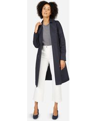 Everlane - The Drape Trench Coat - Lyst