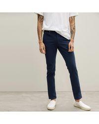 Everlane Performance 5-pocket Pant   Uniform - Blue
