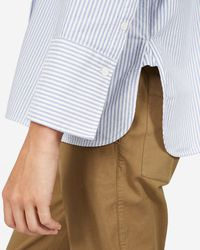 Everlane - The Japanese Oxford Square Shirt - Lyst