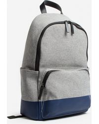 Everlane - The Dipped Zip Backpack - Lyst