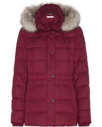 Tommy Hilfiger Essential Tyra Down Coat - Multicolour