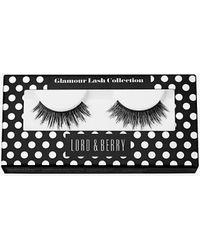 Express Lord & Berry Glamour Lash Silk Fibre Eyelashes Black Onesize