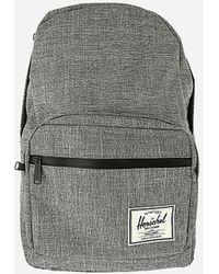 Express - Herschel Supply Co. Pop Quiz Laptop Backpack Gray - Lyst