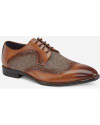 Express Vintage Foundry Ritzo Dress Shoe - Brown