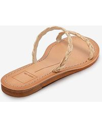 Express Dolce Vita Darla Sandals Natural