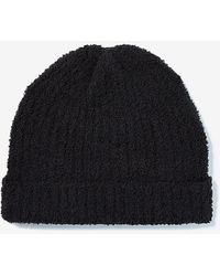 Express Knit Turnback Beanie Black