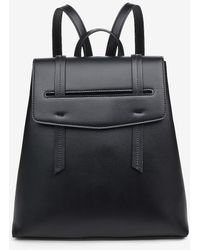 Express Moda Luxe Parker Backpack Black