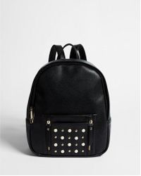 Express - Sporty Pearl Backpack - Lyst