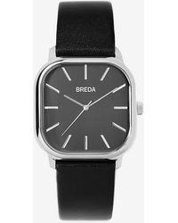 Express Breda Black Visser Watch Black